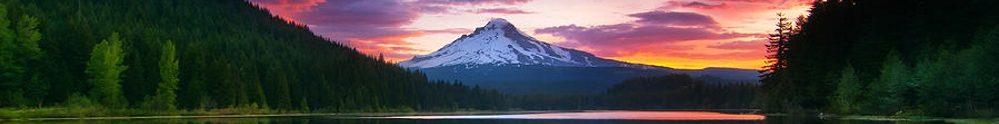 Mount Hood Dawn