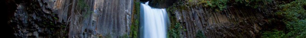 Oregon Water Fall