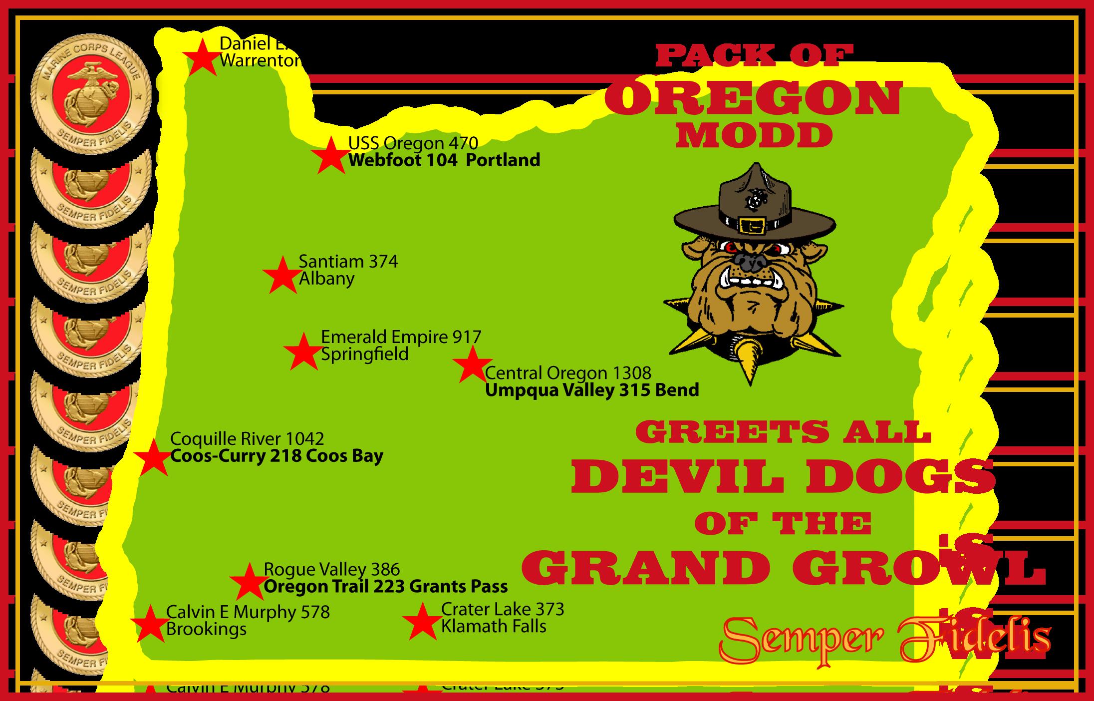 2020 MODD Map